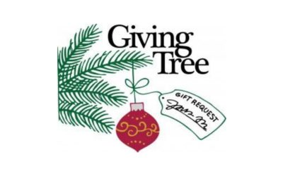 The Advent Giving Tree 2019