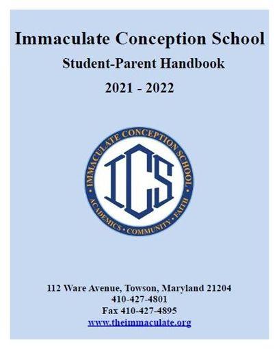2021 2022 Student Parent Handbook 1